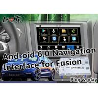 Buy cheap All-in-one Android Auto Interface for Ford Edge Network Mirrorlink by USB or WIFI Steering wheel Control from wholesalers