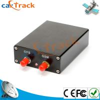 Buy cheap External Antenna 3G GPS Tracker Temperature Sensor And Shut Off Engine from wholesalers