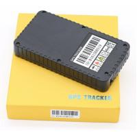 China Black Large Capacity Battery Magnetic Gps Tracker Anti Lost Without Cable wholesale