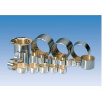 China Slide Bearing,Bushings,Bimetal Bearing on sale