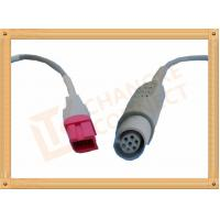Buy cheap Spacelabs Invasive Blood Pressure Cable Square round 6 pin 35CM from wholesalers