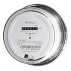 Buy cheap Single Phase ANSI Socket Meter (LCD) product