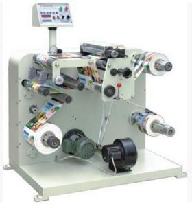 LC-320/420は規模ペーパー ラベル スリッターRewinder機械を狭くします
