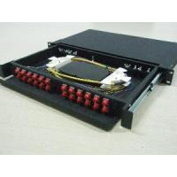 Buy cheap Fiber Optic Patch Panel- 24 ports- FC product