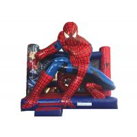 Buy cheap Mini Bouncy Inflatable Spiderman For Children Under 10 , 3 Years Warranty from wholesalers