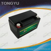 China Lightweight LiFePO4 Starter Battery 12V 5AH 240A CCA For Motorcycles / Scooters wholesale
