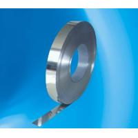 Buy cheap Ni Coating stainless steel strip product