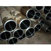 Buy cheap Cold Drawn ST52 honed tube for hydraulic cylinder industry DIN2391 En10305 product