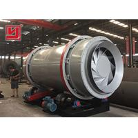 Buy cheap Three Cylinder Sand Dryer Machine , Sand Rotary Drum Dryer CE & ISO9001 product