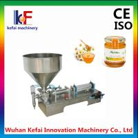 Buy cheap competitive price best quality body cream lotion filling machine low price made in china product