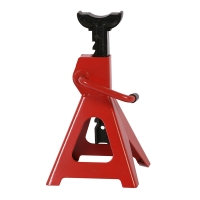 Buy cheap Adjustable 6 Tonne Hydraulic Jack Stands OEM ODM Available product