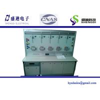 Buy cheap 3 phase 3/5 position test equipment Accuracy class 0.05%, 57.7-460 Voltage 0-100 from wholesalers