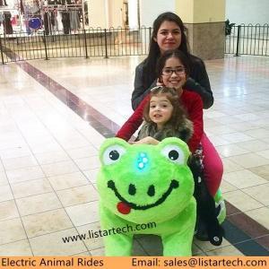 Buy cheap モール動物の乗車のプラシ天の電気スクーター動物は-販売のための… 24の楽しみ動物様式に乗ります! product