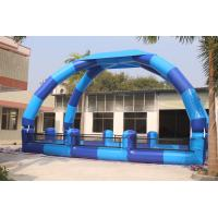 Buy cheap Giant Airtight Arch Tent / Inflatable Pool Tent For Outdoor Water Games product