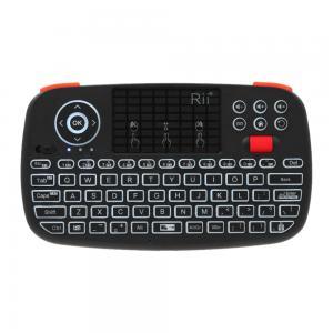 China Mini Wireless Keyboard Rii i4 on sale