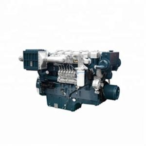 Buy cheap Direct Injection 1350RPM 435HP Diesel Marine Engine YC6TD435L-C20 product