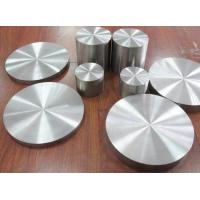 Buy cheap Shipbuilding SS Round Bar , Stainless Steel Solid Round Bar ISO SGS Certification product