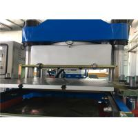 China 100 Ton Sealing Gasket Vacuum Compression Molding Machine / Rubber Processing Machinery on sale