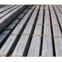 Buy cheap Galvanized Flat Steel Bar Hot rolled Flat Steel Bar from wholesalers