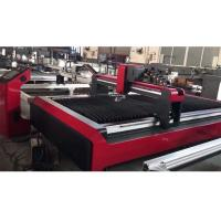 Quality High Precision CNC Plasma Cutting Machine Double Drive Table Type Low Noise for sale