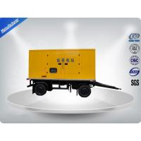 Buy cheap 750Kva 50 Hz 3 Phase Silent Trailer Mounted Generator With Mecc - Alte Alternator product