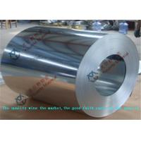 Buy cheap DX51D+AZ DX51D+Z Cold Rolled Hot Dip Galvanized Steel Coil / ASTM A653 508mm Steel Coil product