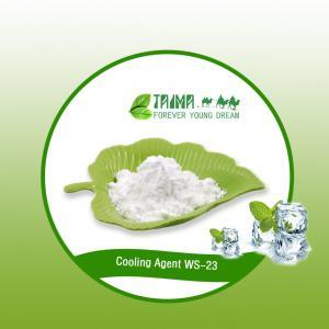 Buy cheap CAS 51115-70-9 Food Grade Coolant WS-27 Powder Flavor Juice product