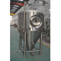 Buy cheap Customized Stainless Steel Beer Fermenter 1 BBL - 300 BBL CE Approved from wholesalers