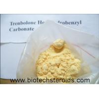 Buy cheap Injecting Trenbolone Hexahydrobenzyl Carbonate Tren Muscle Builder CAS 23454-33-3 product