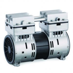 China 1 hp ultra quiet oil free air compressor pump motor for Air compressor pump and motor