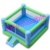 China Moonwalk Indoor Inflatable Bouncer Playcenter With Strong PVC Tarpaulin on sale