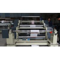 China Full Automatic Vertical Slitting Rewinding Machine For Non Woven Fabric on sale