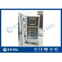 Buy cheap Custom Galvanized Steel Outdoor Power Enclosure Equipment Rack Cabinet product