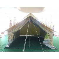 Buy cheap Relief tent double fly  4x3m poly cotton canvas product