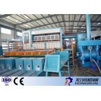 China High Performance Recycled Paper Apple Tray Machine Low Power Consumption on sale