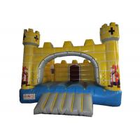 Buy cheap Customized kids inflatable bounce house PVC material inflatable bouncer castle from wholesalers