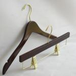 Buy cheap garment wooden shirts hanger product
