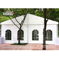 Buy cheap Aluminum Frame  Event Tent  10x10m  With Clear PVC Sidewall For Outdoor Event product