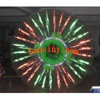 Buy cheap Inflatable shining  Zorb Ball (IZB-013) product