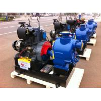 China 500GPM air cooled diesel engine fire pump 30hp 7 bar pressure hydrants coupling on sale