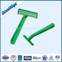 China Disposable Plastic Ladies Travel Razor Medical Women Body Razor With Comb on sale