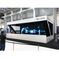 Buy cheap Reflective Screen 3H Hardness 3D Holographic System Transparent product