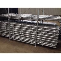 Buy cheap Cuplock scaffolding standard hot dip galvanized product