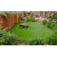 Buy cheap Synthetic grass for playground AJ-QDS 45-4 product