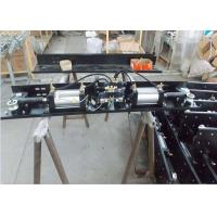China Long Life Cycle Automatic Bus Door System Pneumatic Out Rotary  For Airport Bus on sale