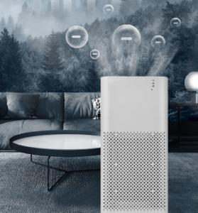 Buy cheap ABS 50db Household Air Purifier Electronic Ashtray With Cigarette Lighter product
