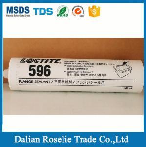 Buy cheap loctite 596 superflex rtv silicone sealant ,red high temp silicone adhesive - loctite 596 high temperature silicone product