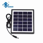 Buy cheap 2W 6V stainless steel frame solar for solar phone charger ZW-2W-6V pv solar panel photovoltaic for ups inverter product