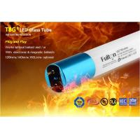 Buy cheap 2520lm  T8 Glass LED Tube Light  4 Feet  High CRI 5 Years Warranty from wholesalers