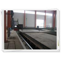 Buy cheap High Precision CNC Flame Plasma Cutting Machine With Nesting Program from wholesalers
